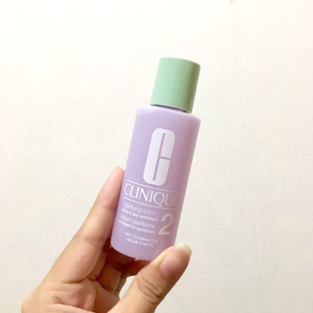 [BRAND NEW] Clinique Clarifying Lotion 2 (Dry Combination)