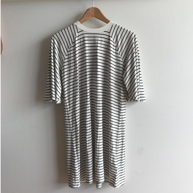 BRAND NEW THE FIFTH LABEL STRIPE DRESS
