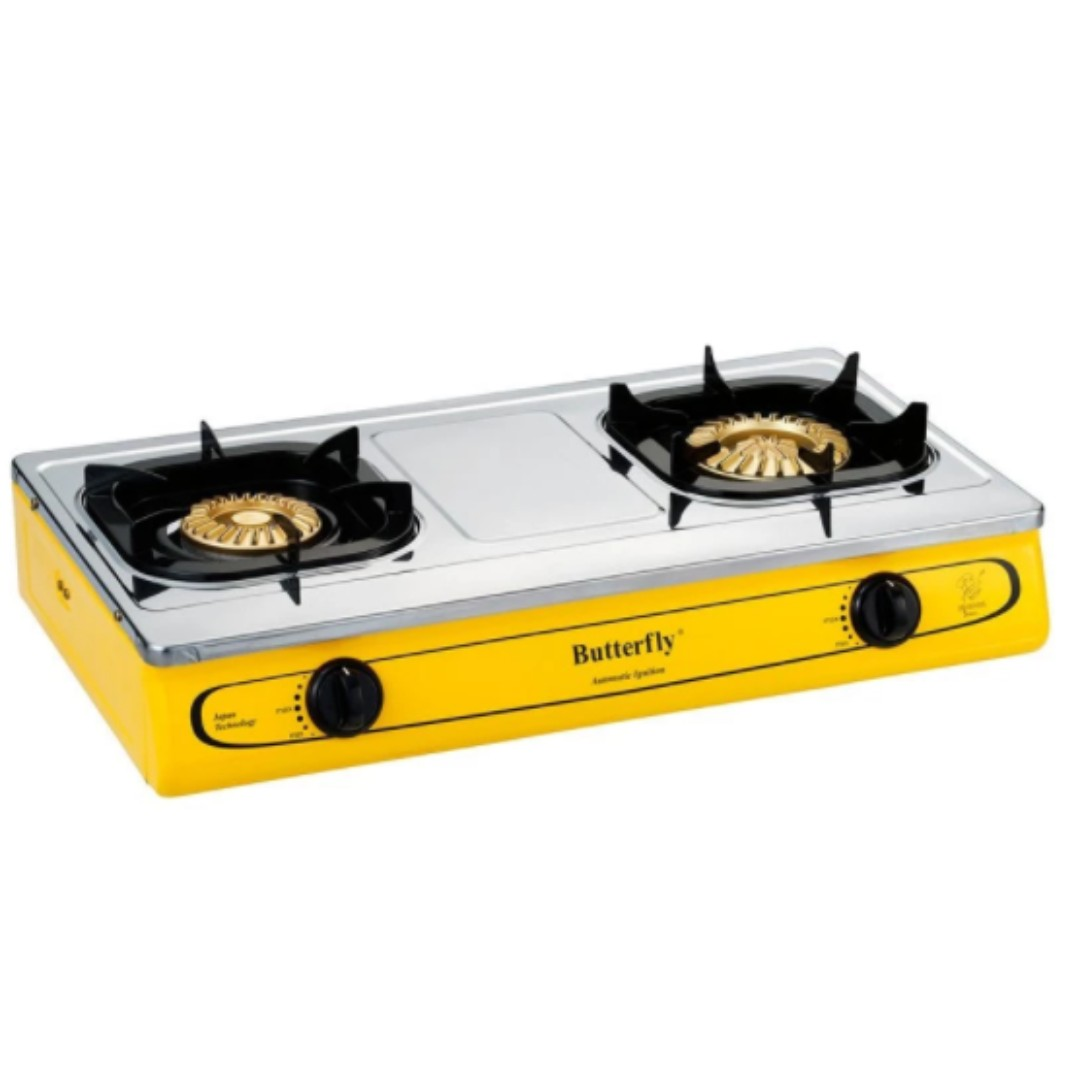 Erfly T923b Double Burner Gas Stove Kitchen Liances On Carou