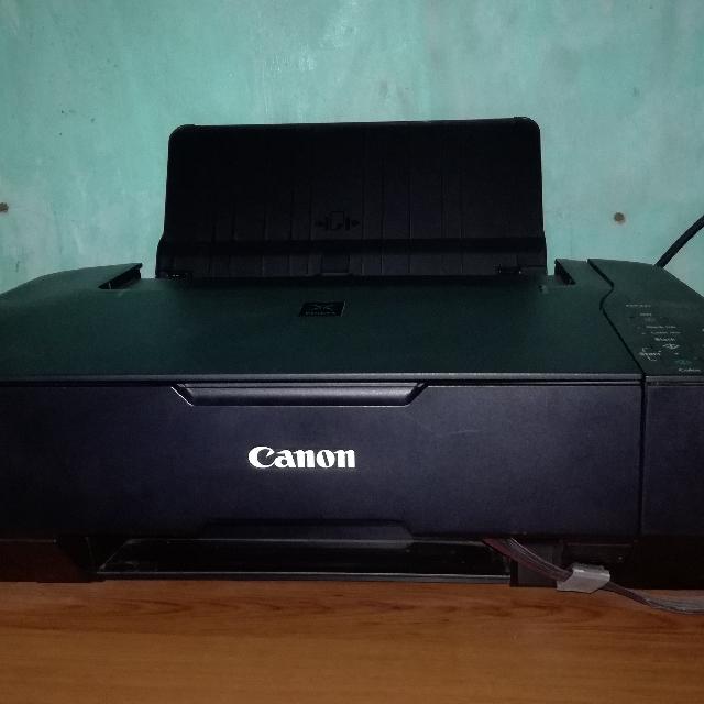Canon Pixma MP 237 Continuous Ink Printer
