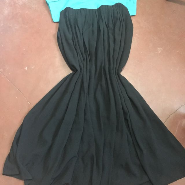 Celine Black Dress
