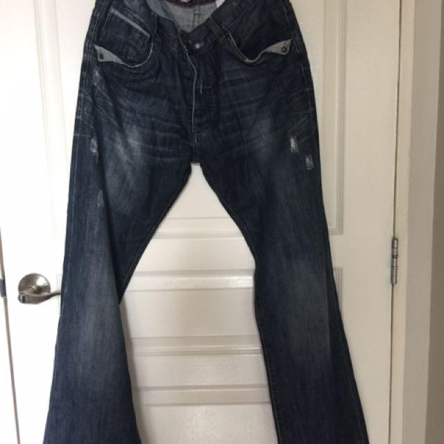 Celio Denim Pants For Men