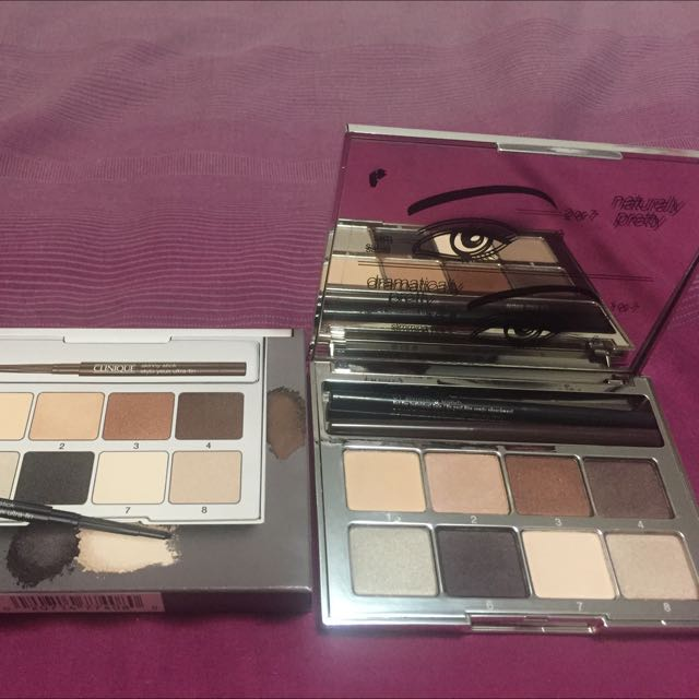 Clinic Authentic Eye Shadow Palette