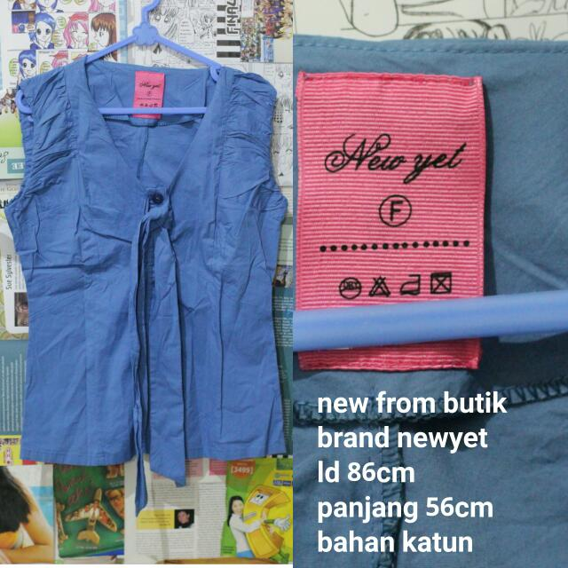 Cotton Top Blue Imported