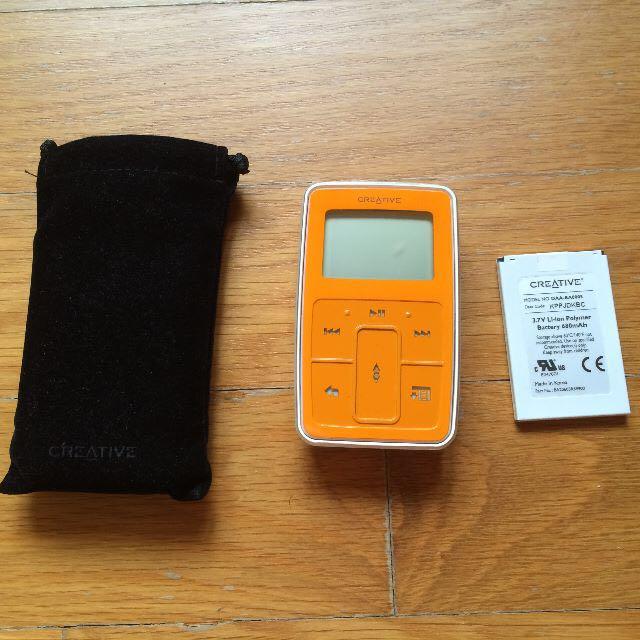 Creative 5GB Mp3 Player Electronics Audio On Carousell