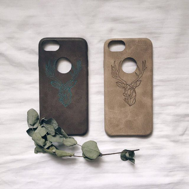 Custom Leather Case Engraving for iPhone 7 and iPhone 8