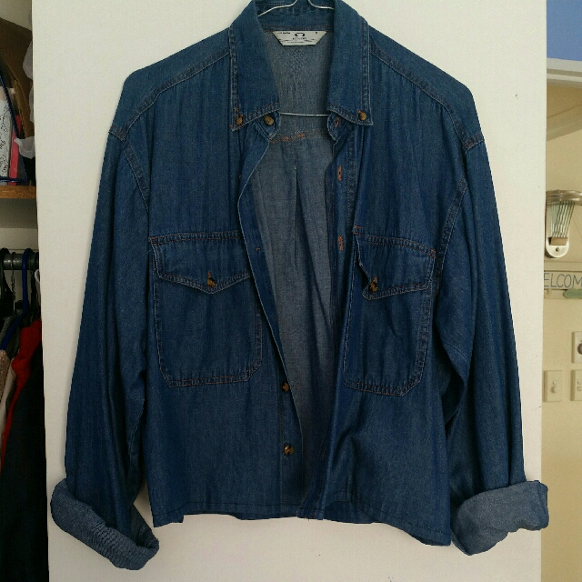 Denim Shirt/Jacket