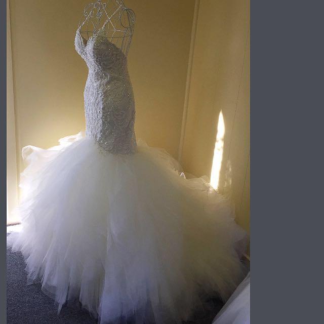 Devina sposawedding dress