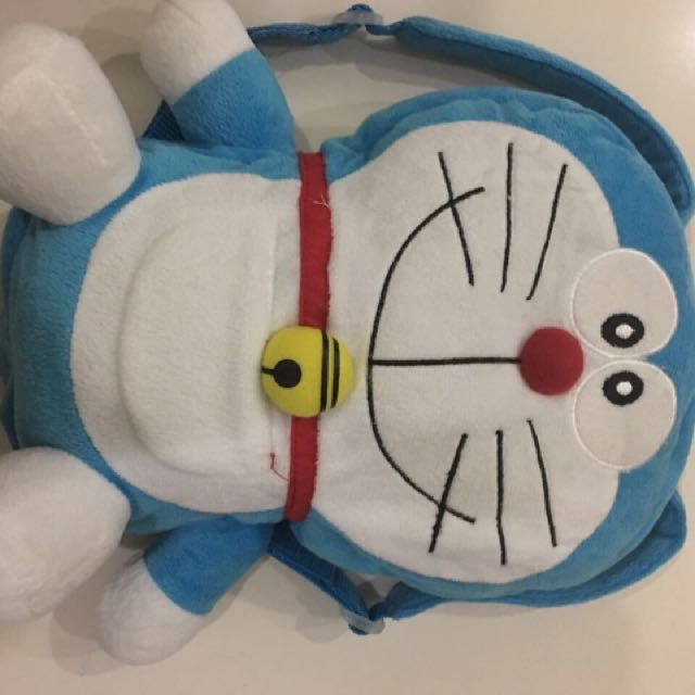 Doraemon back pack for toddlers