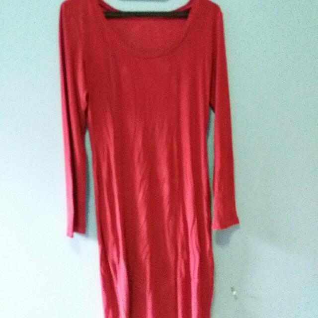 Dress Pink Bodyandsoul