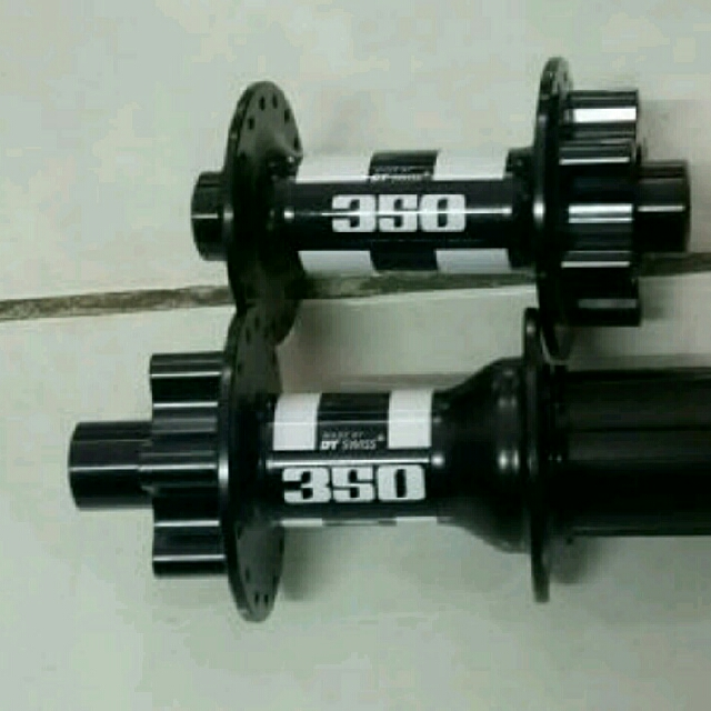 DT Swiss 350 front and rear hub, Bicycles & PMDs, Bicycles