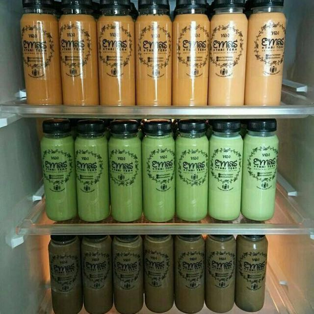 Emas thai tea 250ml