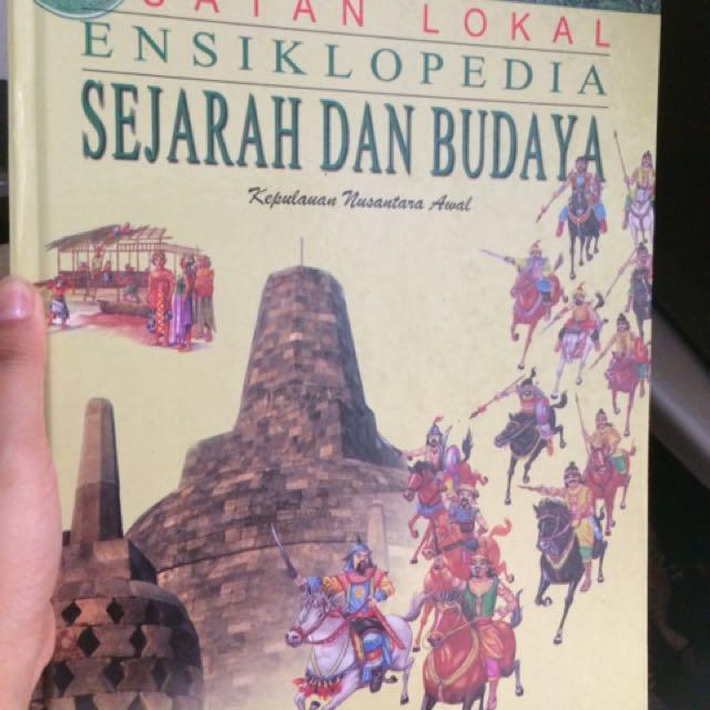 Ensiklopedia Sejarah dab budaya Indonesia