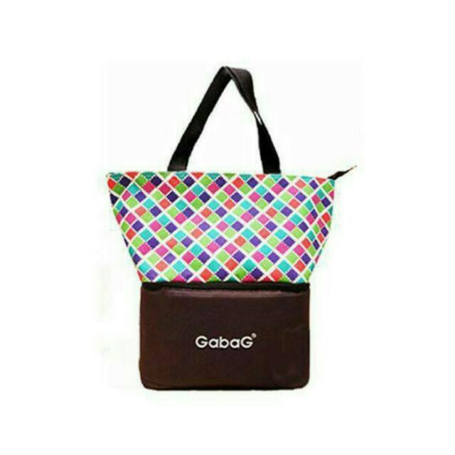 EX-KADO Gabag Cooler Bag Cahaya with Ice Bag #babyfashionsale