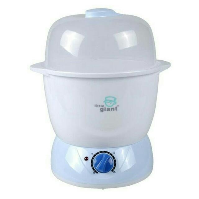 EX-KADO Steriliser / Sterilizer & Steamer Little Baby Giant LG 4904 #babyfashionsale