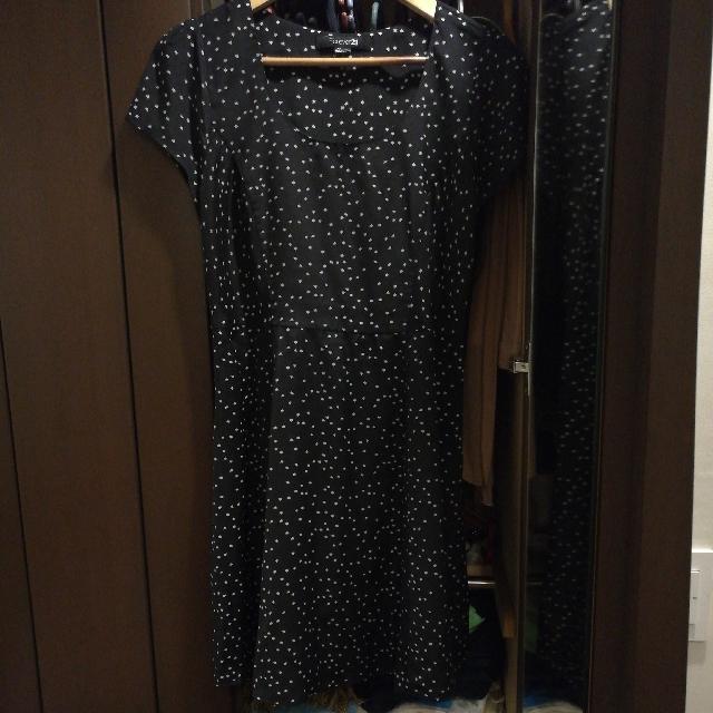 Forever21 Black Casual Dress