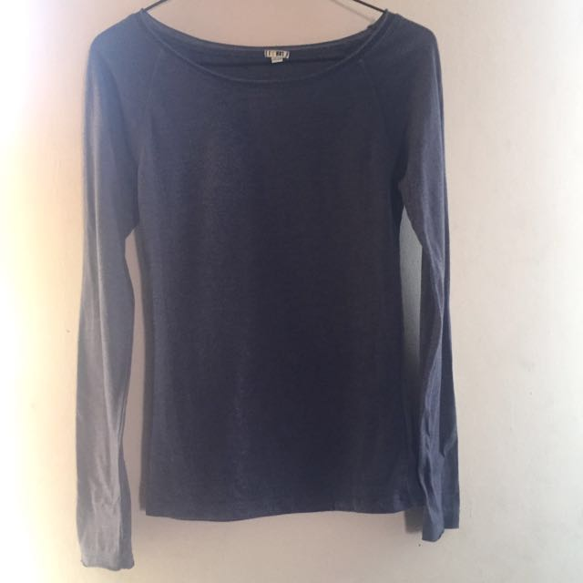 FOREVER 21 Cotton Long Sleeve Shirt