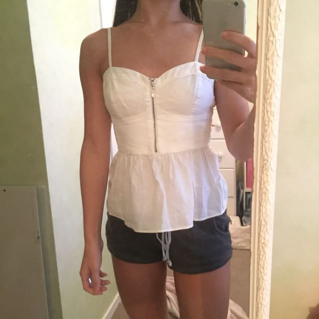 Forever New Bustier Top