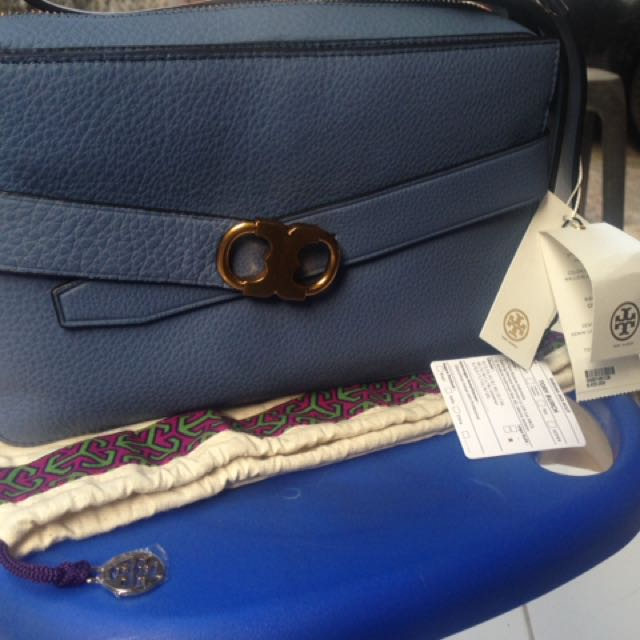 Gemini Link Camera Bag TORYBURCH ORIGINAL