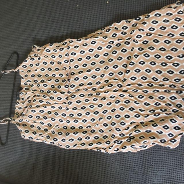 glassons flowy dress