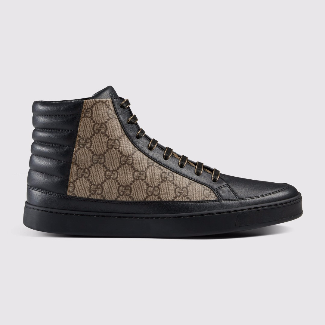 Gucci GG Supreme High-Top sneaker