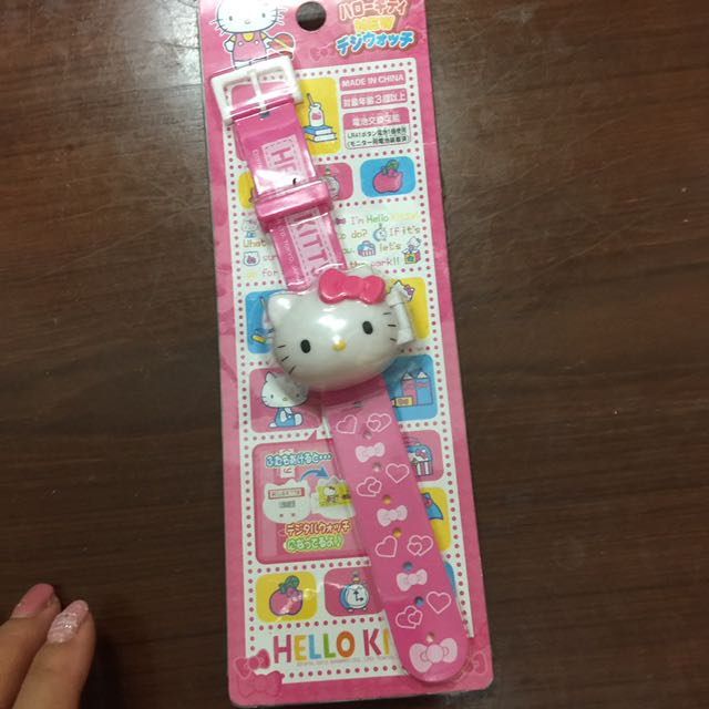 Hello Kitty手錶