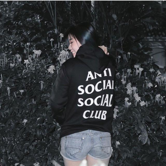 Hoodie Anti social social club