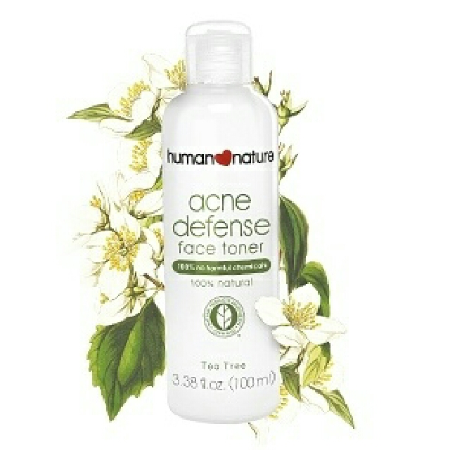 Human Heart Nature Acne Defense Toner