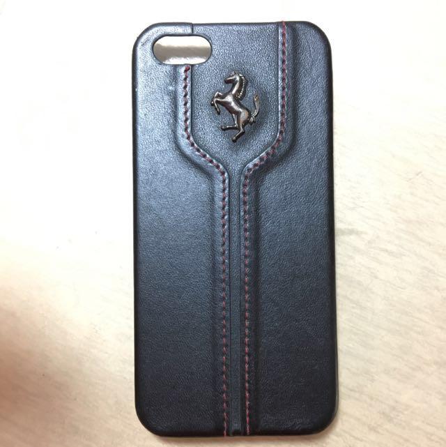 huge inventory 84cb0 c5439 iPhone 5/ 5s Ferrari Case