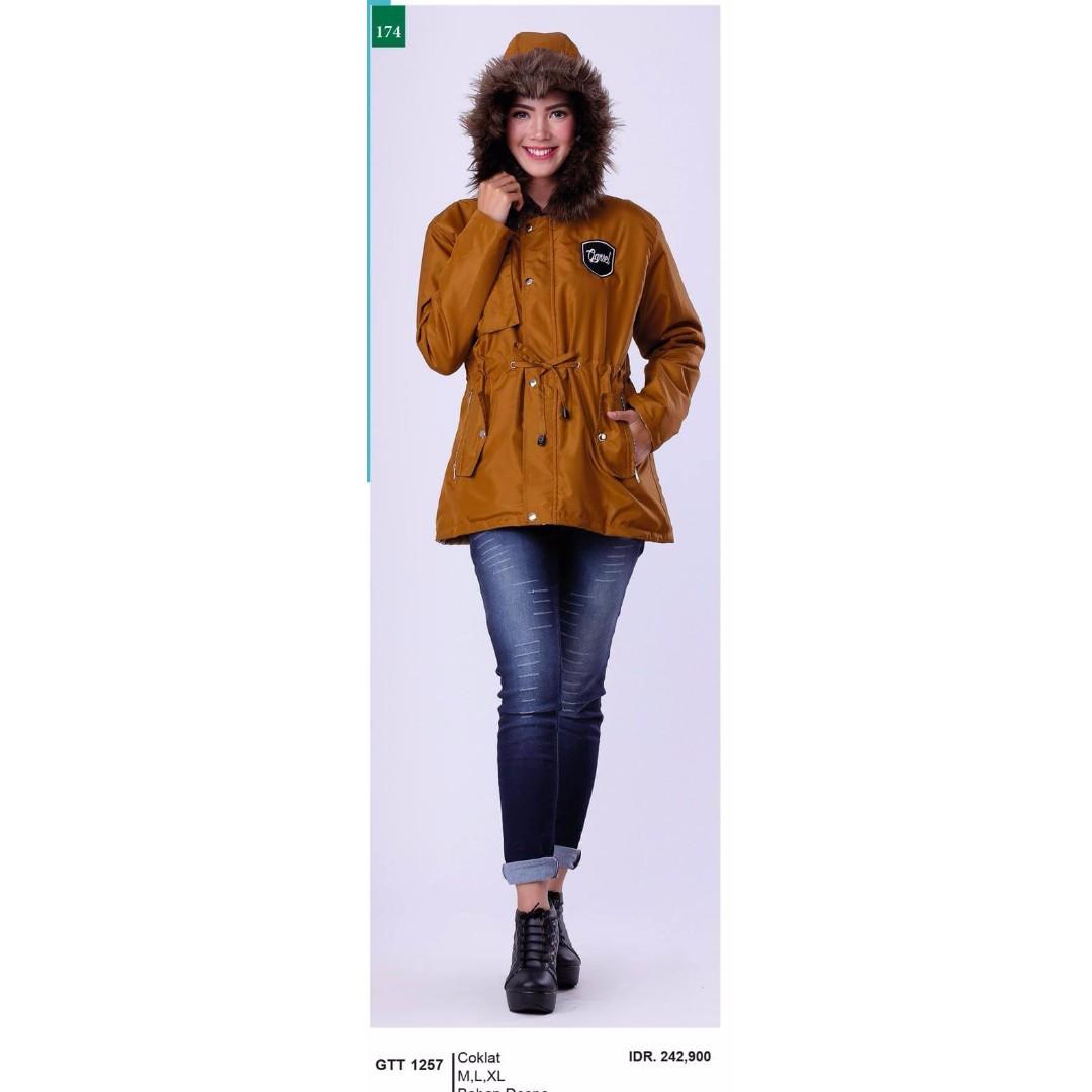 ... Jacket Jeans Trendy Wanita Termurah dan stok. Source · photo photo photo