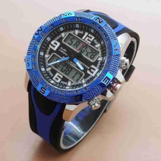 Jam tangan pria fortuner