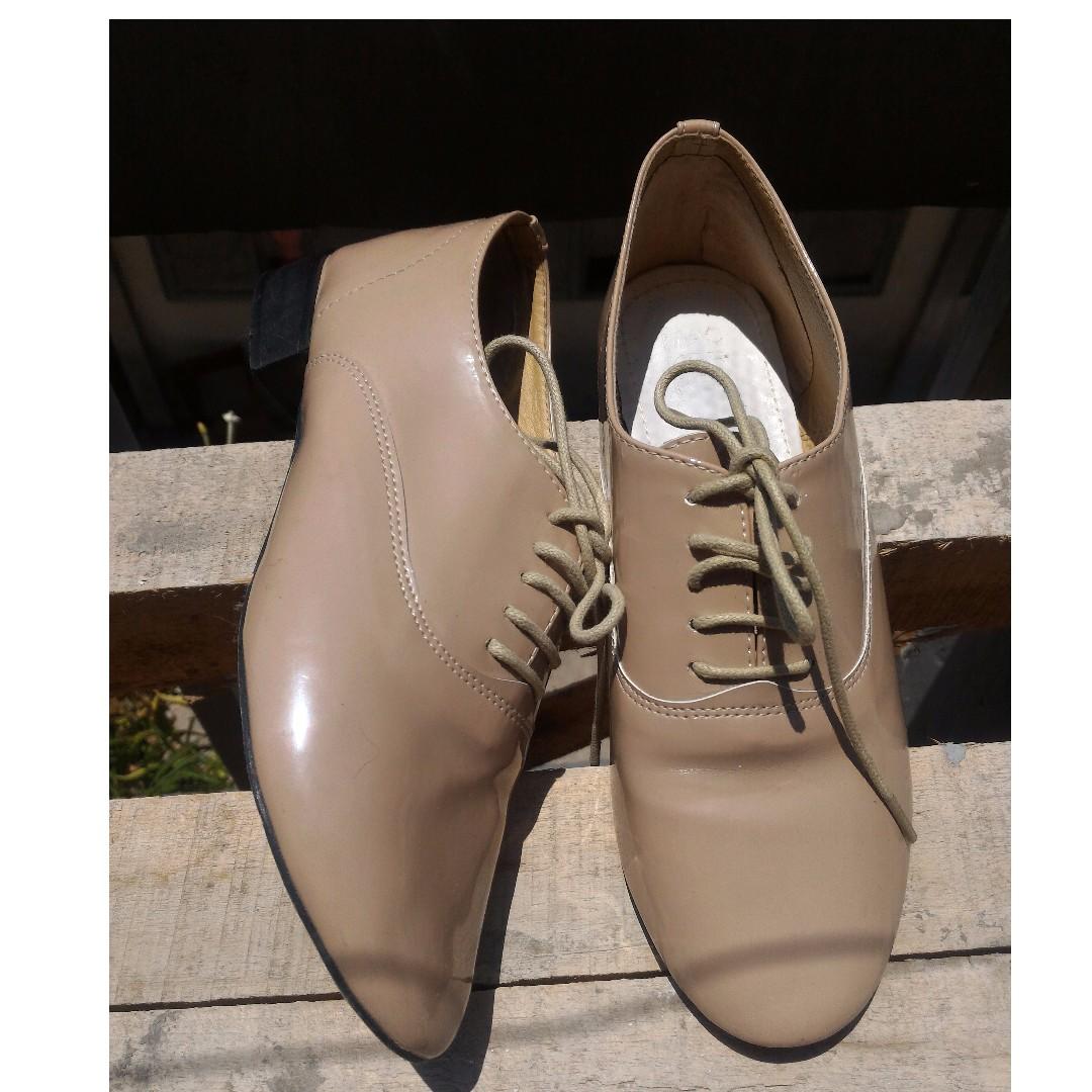 JIZ Oxford Loafers Shoes e242506339