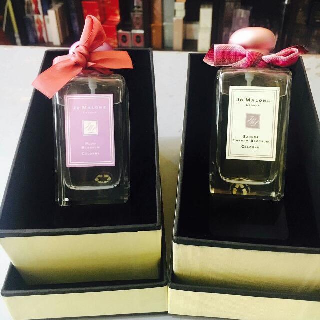 Jo Malone Perfume Tester
