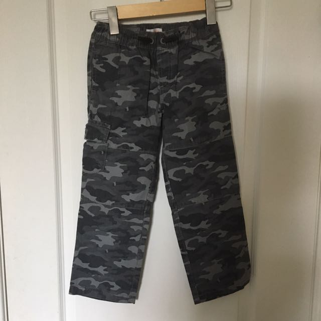 Joe Fresh camo pants