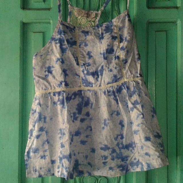 Just G Sleeveless Top size 3
