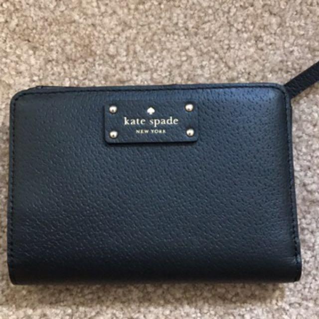 Kate spade black new (no box, just card) 100 % Original