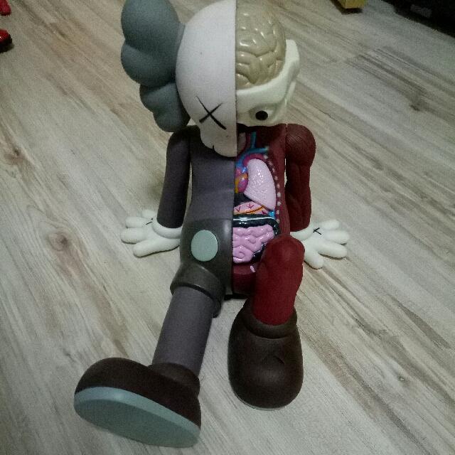Kaws Collectible Toys Games Bricks Figurines On Carousell