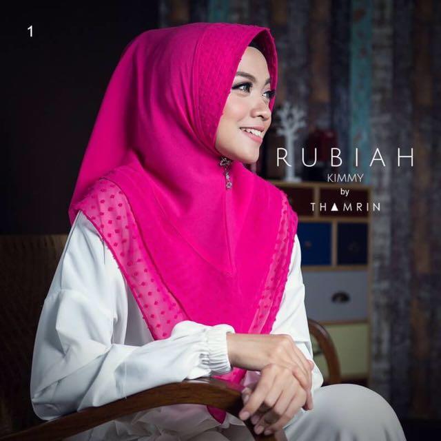 Kimmy Rubiah