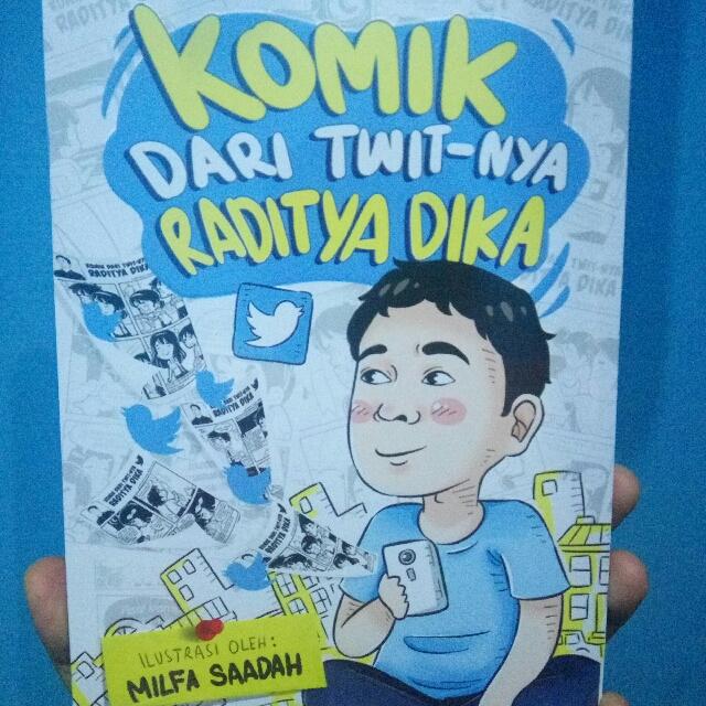 Komik Raditya Dika