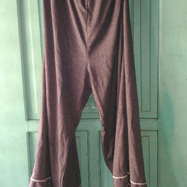 Korean Wide Legged Pants size 16 fits large to xl