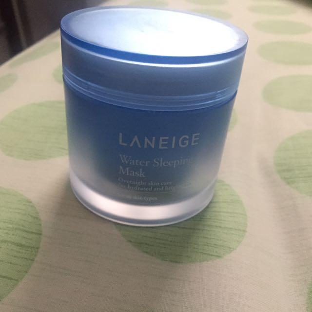 Laneige sleeping mask 40% ( kurleb 40 ml / 70ml)