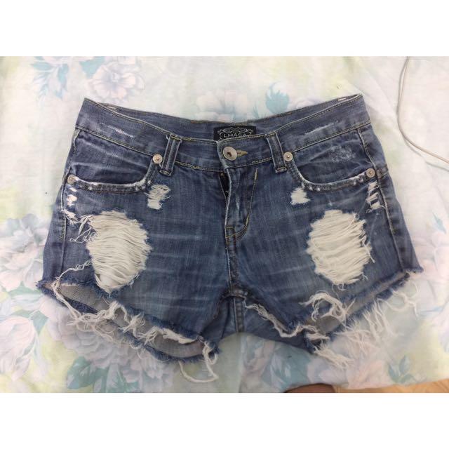 lhasa medium shorts