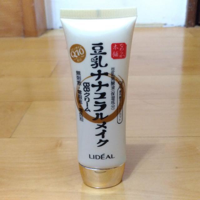 LIDEAL 豆乳BB霜 保濕遮瑕 2倍濃縮豆乳發酵液