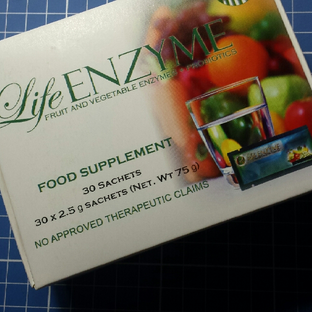 Life Enzyme PILLARS5 (Food supplement)