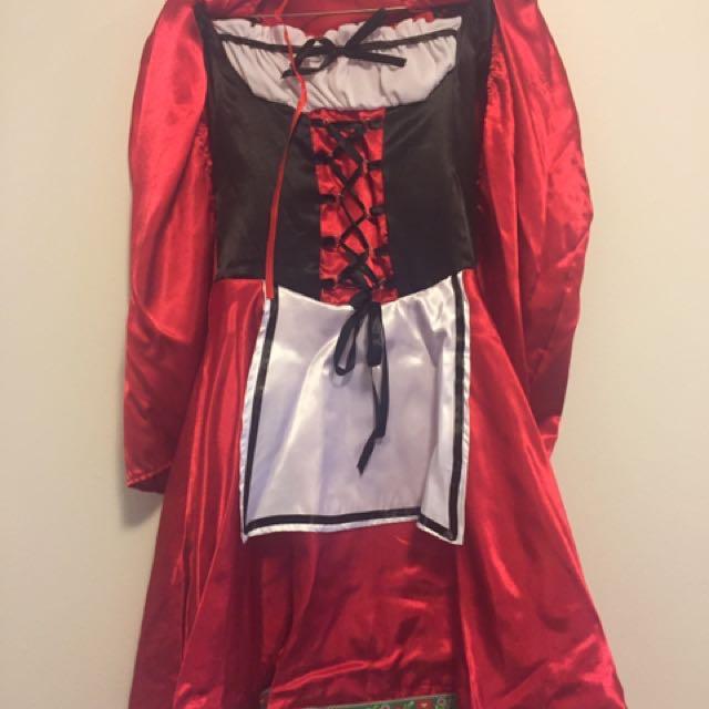 Little Red Hallooween costume