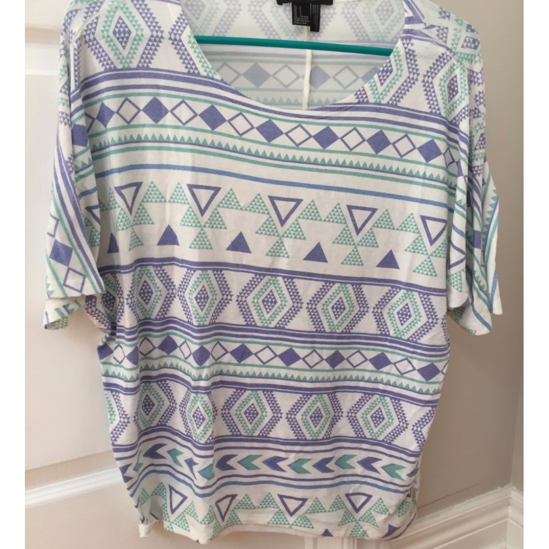 Loose t-shirt (size small) from Forever 21 NEVER USED