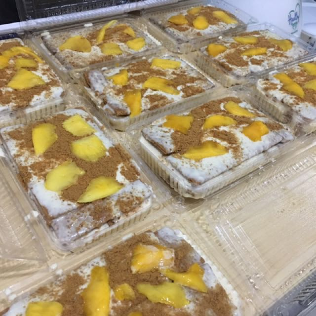 Mango Float🙂