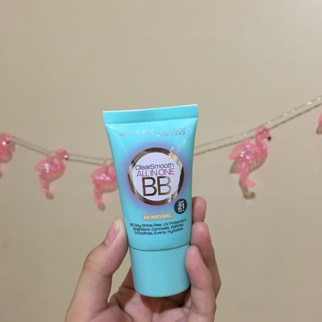 Maybelline Clearsmooth ALL IN ONE BB Cream