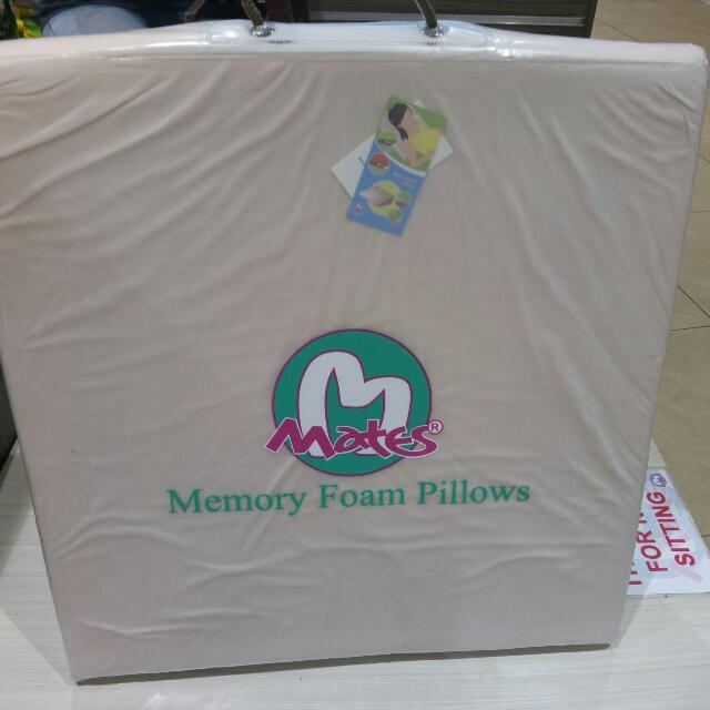 Memory Foam Med Incline Pillow