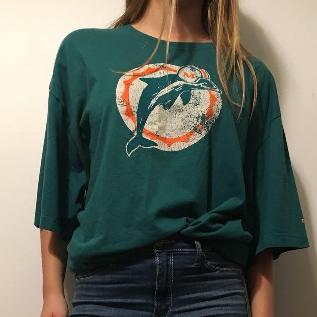 Miami dolphins NFL shirt
